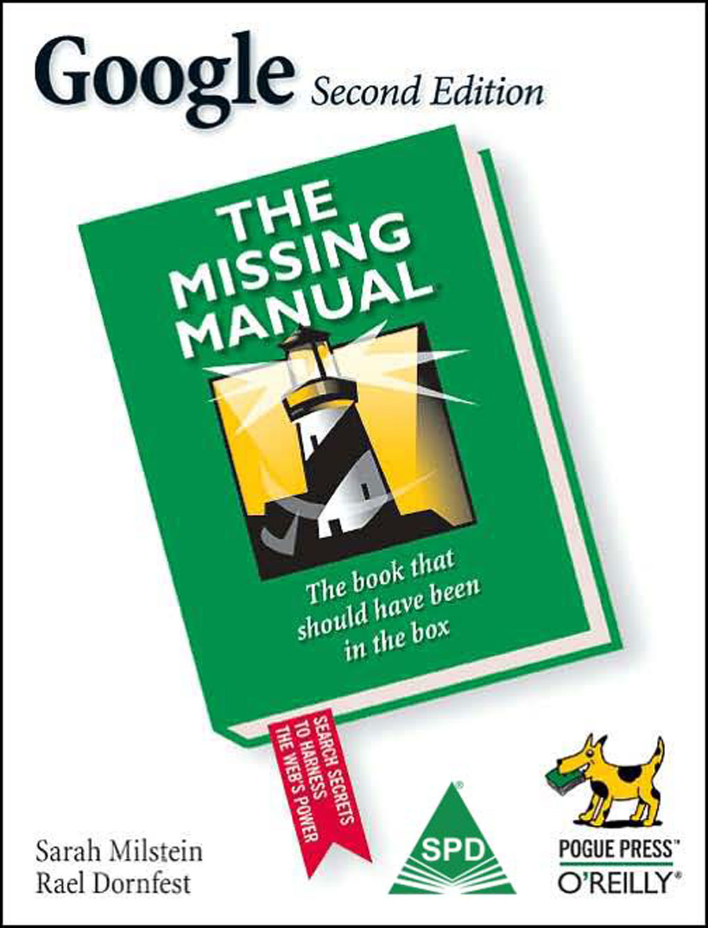 Google The Missing Manual 2 Ed Covers Gmail Adwords And Analytics