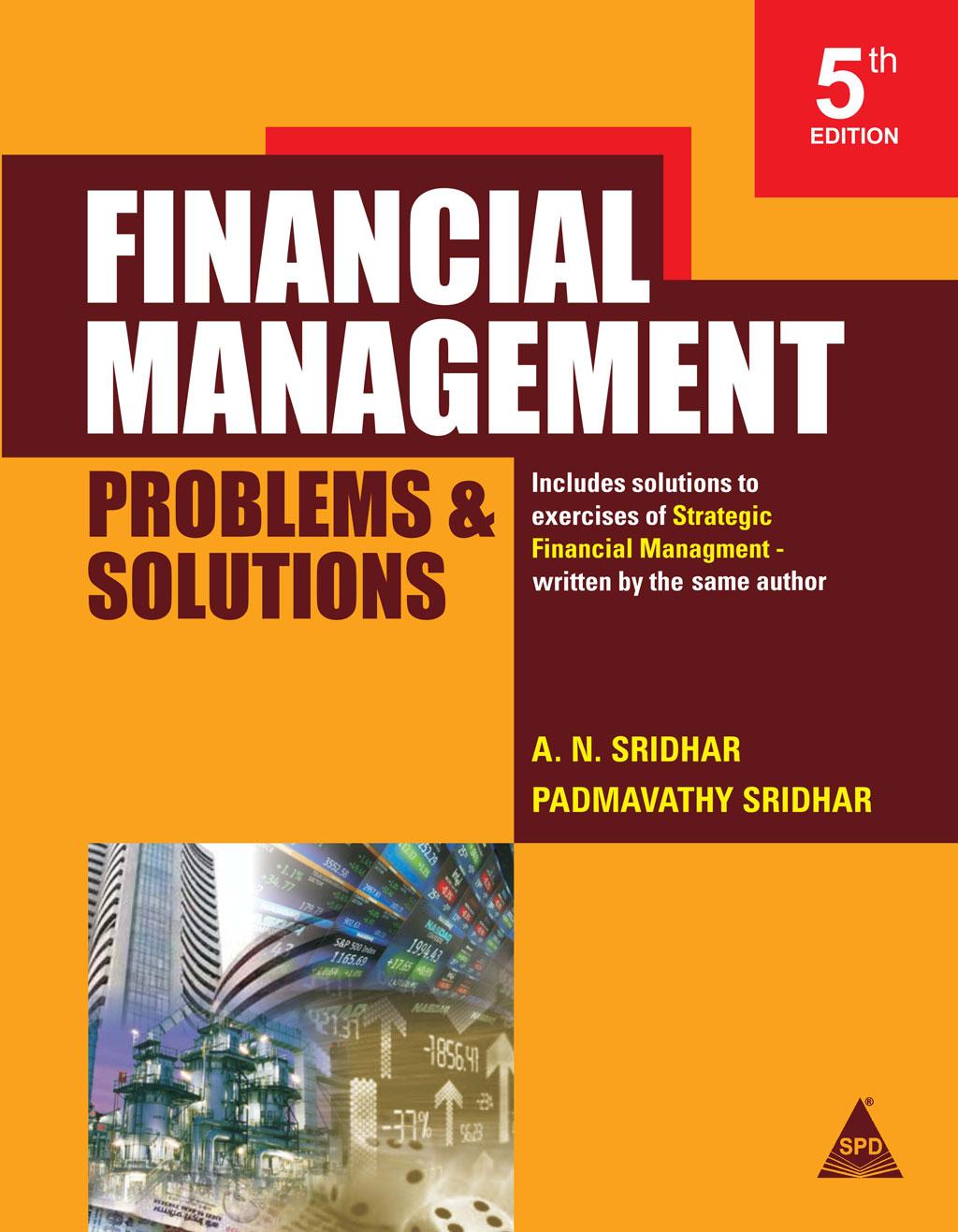 Strategic Financial Management Book