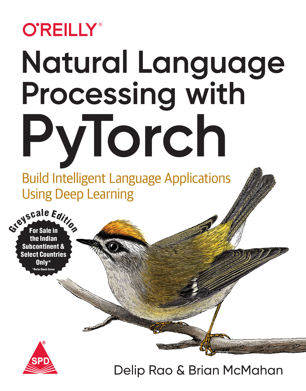 Natural Language Processing with PyTorch: Build Intelligent Language  Applications Using Deep Learning (Greyscale Edition)