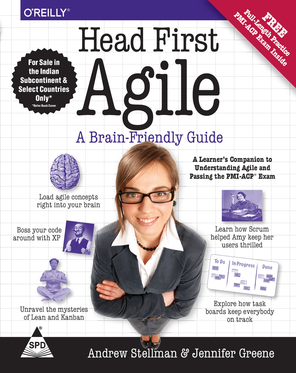 Firsthead Pmp Book